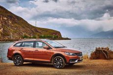 FAW all set to Launch the Jumpal CX65 Wagon in China 8