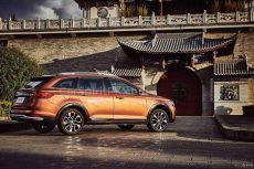 FAW all set to Launch the Jumpal CX65 Wagon in China 9