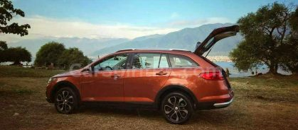 FAW all set to Launch the Jumpal CX65 Wagon in China 10