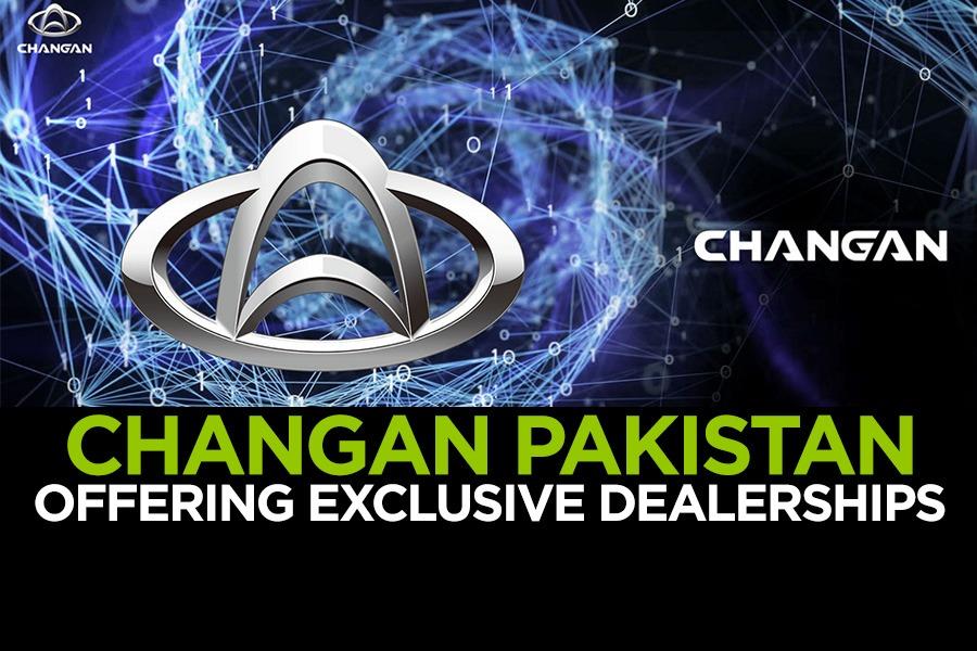 Changan Pakistan Offering Nationwide Dealerships 33