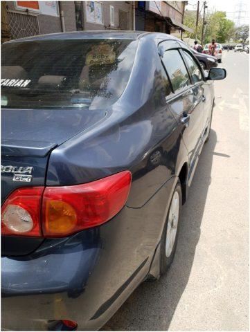 User Review: 2010 Toyota Corolla GLi of Khurram Memon 7