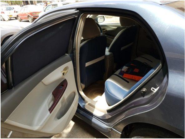 User Review: 2010 Toyota Corolla GLi of Khurram Memon 4