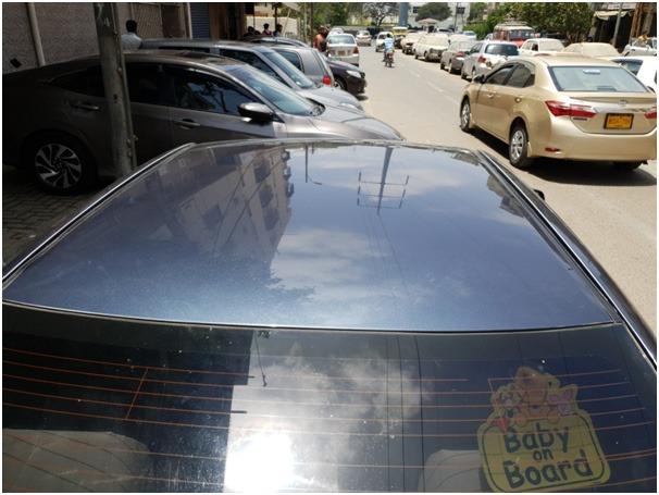 User Review: 2010 Toyota Corolla GLi of Khurram Memon 8