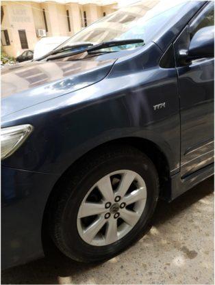 User Review: 2010 Toyota Corolla GLi of Khurram Memon 5