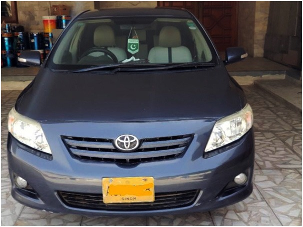 User Review: 2010 Toyota Corolla GLi of Khurram Memon 1
