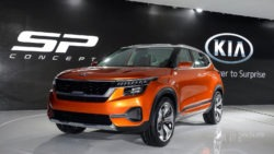 Kia to Begin Operations in India with SP-Concept Based SUV 11
