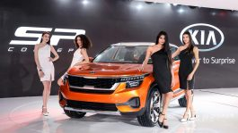 Kia to Begin Operations in India with SP-Concept Based SUV 5
