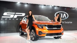 Kia to Begin Operations in India with SP-Concept Based SUV 8