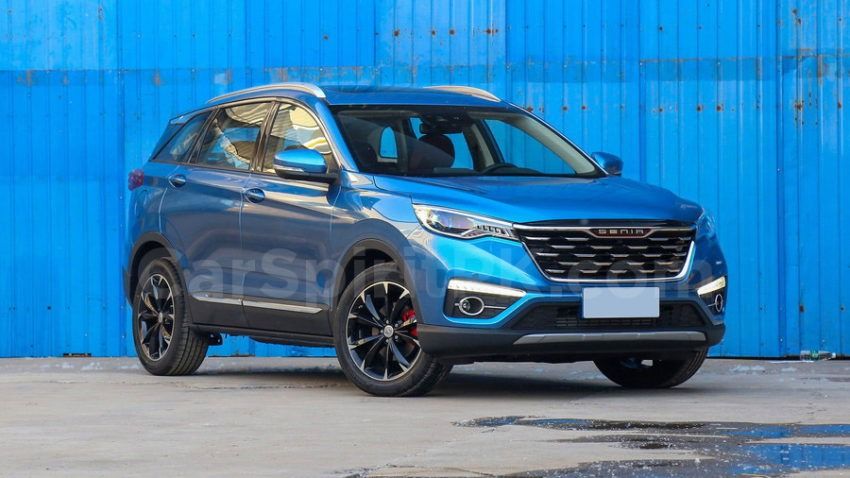 FAW All Set to Launch Senia R9 SUV in China 4