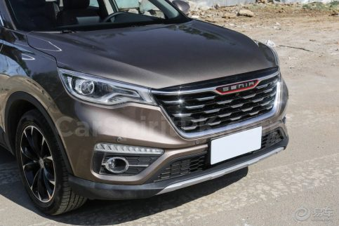 FAW All Set to Launch Senia R9 SUV in China 17