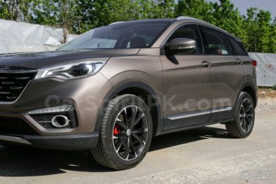 FAW All Set to Launch Senia R9 SUV in China 20