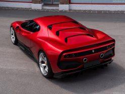 Ferrari Unveils the Latest One-off SP38 5