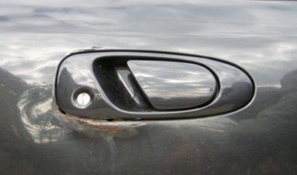 Car Door Handles- Then and Now 8