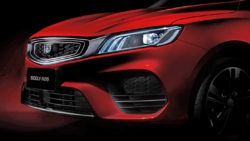 Geely to Launch its First Sports Sedan in Q3 2018 8