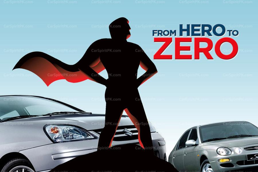 From Hero to Zero 7
