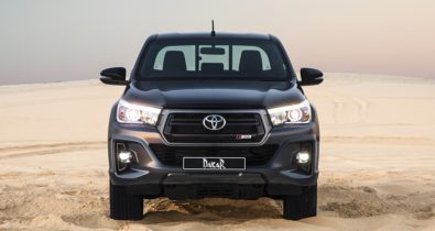 Toyota Introduces the Limited Edition Hilux Dakar in South Africa 3