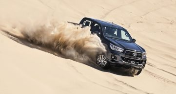 Toyota Introduces the Limited Edition Hilux Dakar in South Africa 5