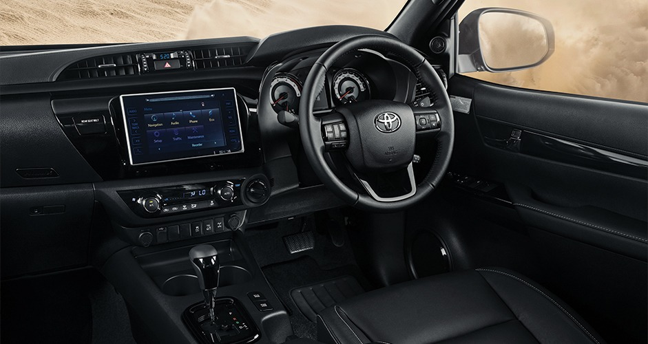 Toyota Introduces the Limited Edition Hilux Dakar in South Africa 2