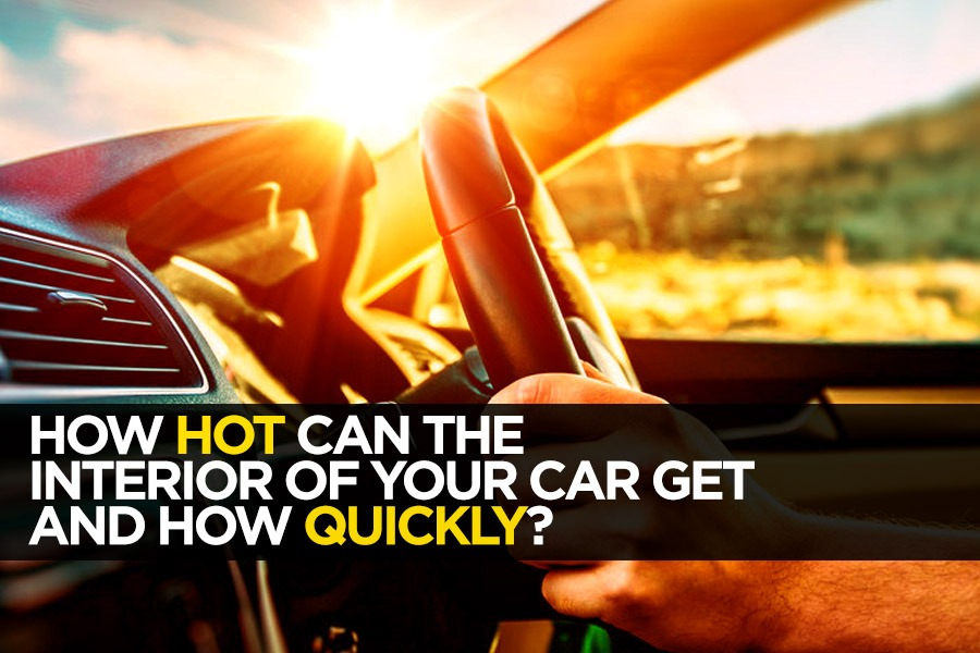 How Hot Can the Interior of Your Car Get and How Quickly? 1