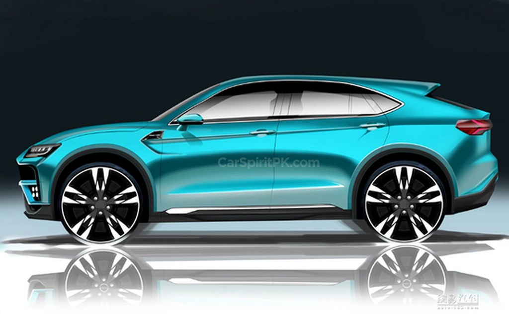 Huansu Auto's Lamborghini Urus Clone to Debut In June 1