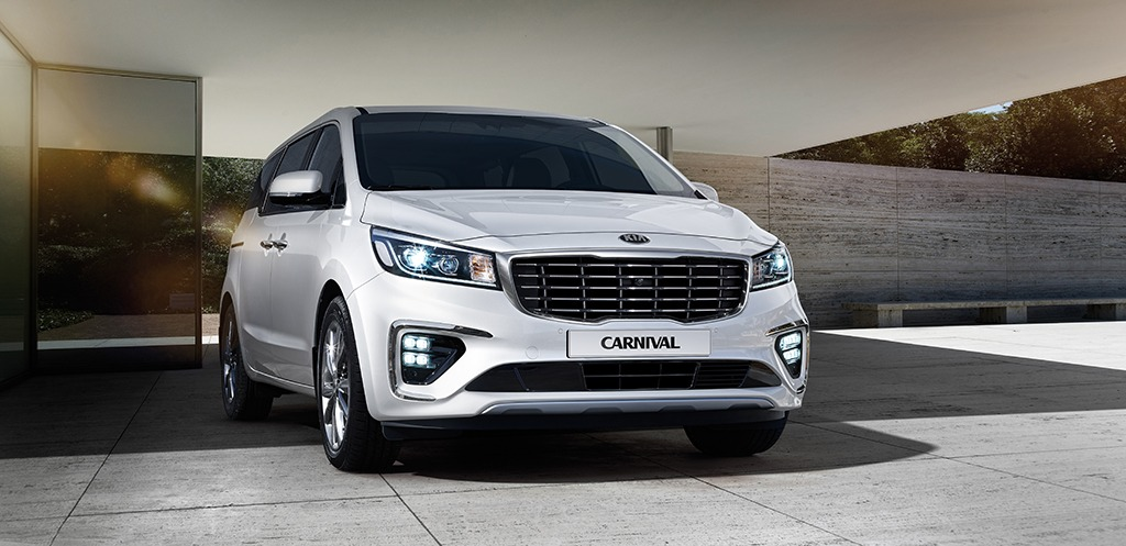 Kia Grand Carnival Launched in Pakistan 10