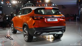 Kia to Begin Operations in India with SP-Concept Based SUV 14