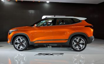 Kia to Begin Operations in India with SP-Concept Based SUV 10