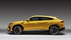 Huansu Auto's Lamborghini Urus Clone to Debut In June 7