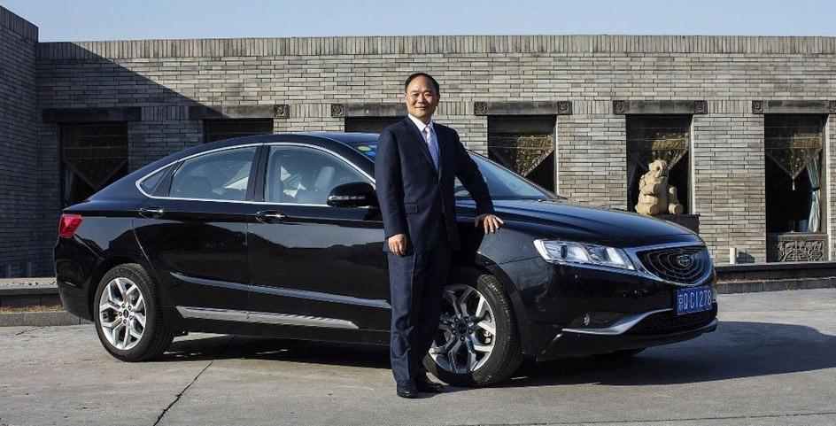 Daimler Safeguards Against 'Hostile Takeover' by Geely 5
