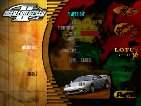 Remembering Need For Speed II-SE and It's Cars 19