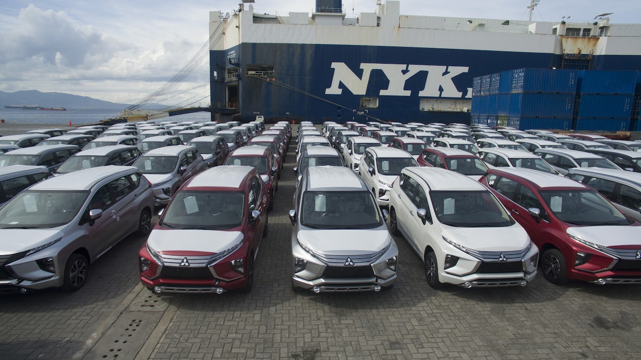 First Batch of Mitsubishi Xpander Reaches Philippines 11