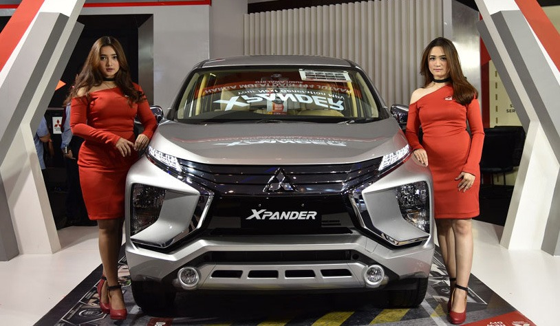 First Batch of Mitsubishi Xpander Reaches Philippines 2