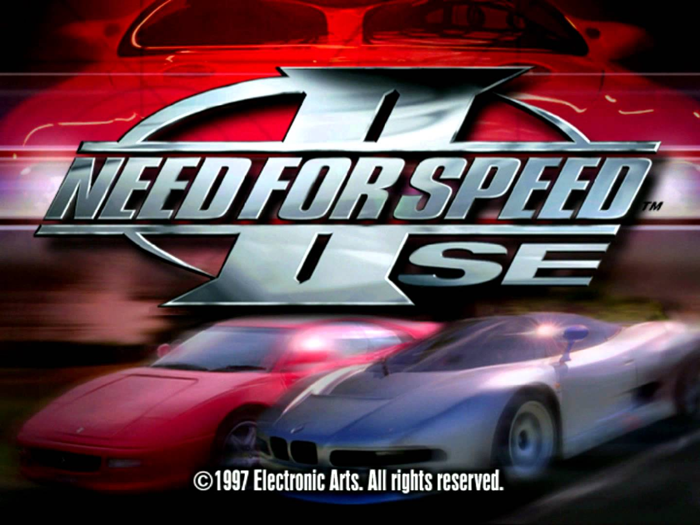 Remembering Need For Speed II-SE and It's Cars 3