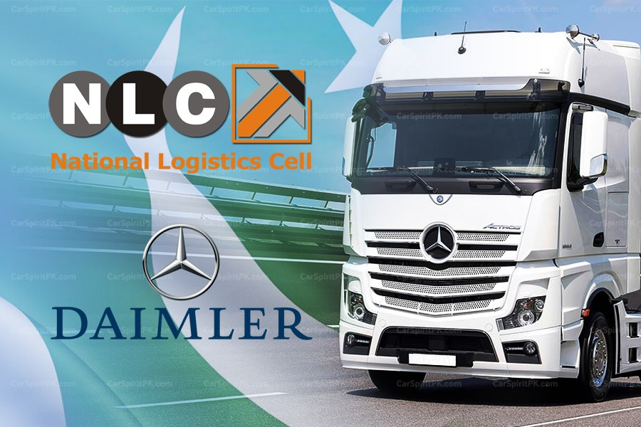 NLC, Daimler AG Sign MoU for Assembly of Mercedes-Benz Trucks in Pakistan 5