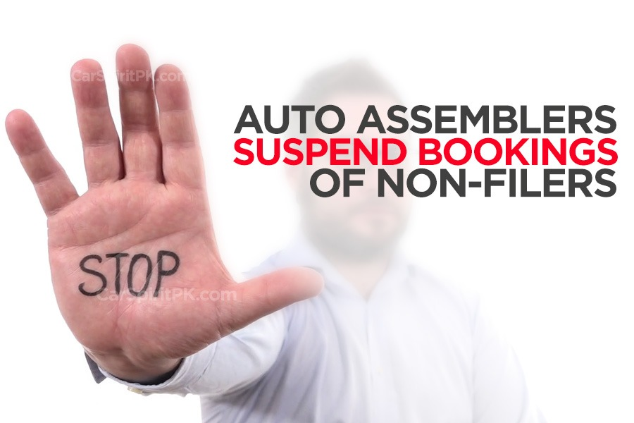Local Auto Assemblers Stop Selling Cars to Non Filers 36