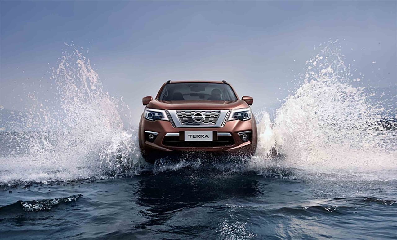 Nissan Terra Officially Unveiled in Philippines 1