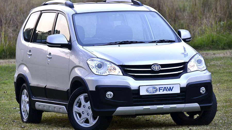Why FAW Sirius wasn't as Successful as Honda BR-V? 18