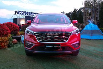 FAW Senia R9 SUV Launched in China 4