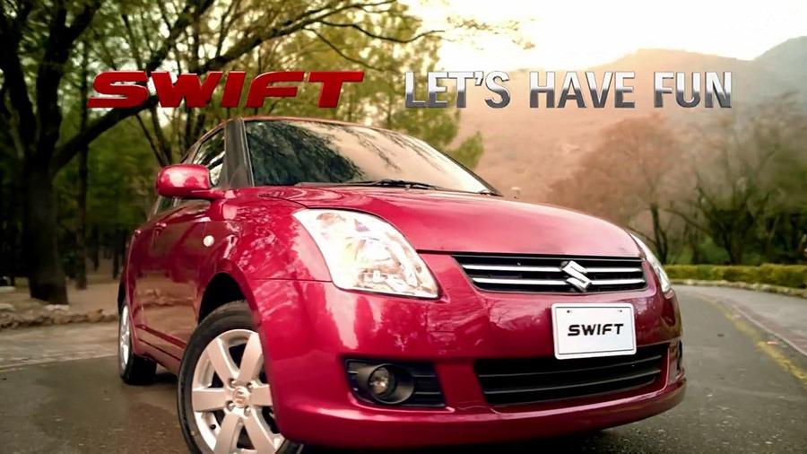 Pak Suzuki Swift Enters 10th Year of Production in Pakistan 4