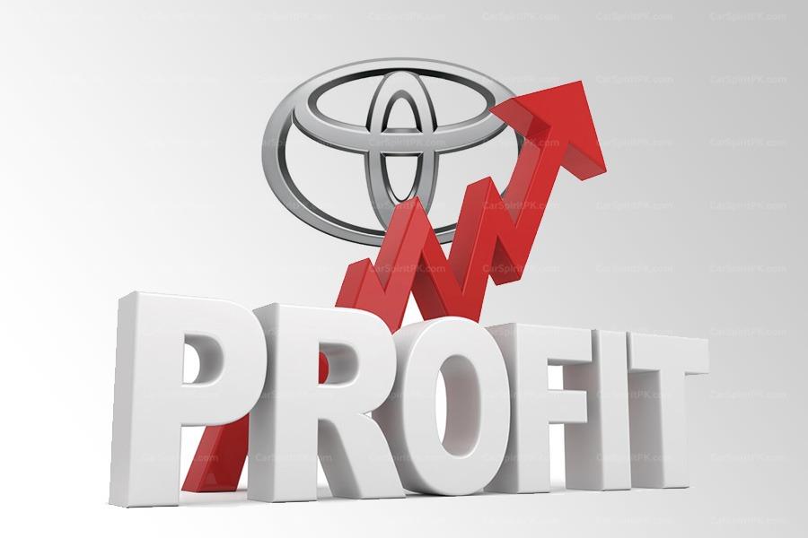 Toyota Announces Record Net Profit of ¥2.49 Trillion 18