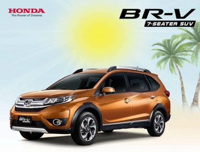 Honda BR-V: Is it an SUV or MPV? 4