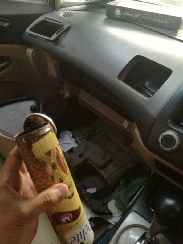 Pressurized Containers in Cars May Explode Due to Extreme Heat 1