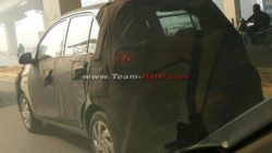 2018 Hyundai Santro Caught Testing in India Ahead of Official Debut 7