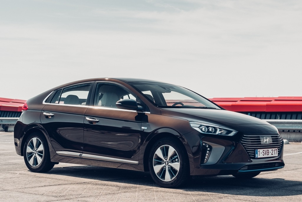 2018 Hyundai Ioniq Scores 5 Starts at ASEAN NCAP Crash Tests 6