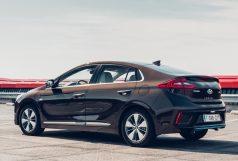 Hyundai Ioniq Hybrid Spotted Again 4