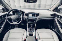 Hyundai Ioniq Hybrid Spotted Again 5