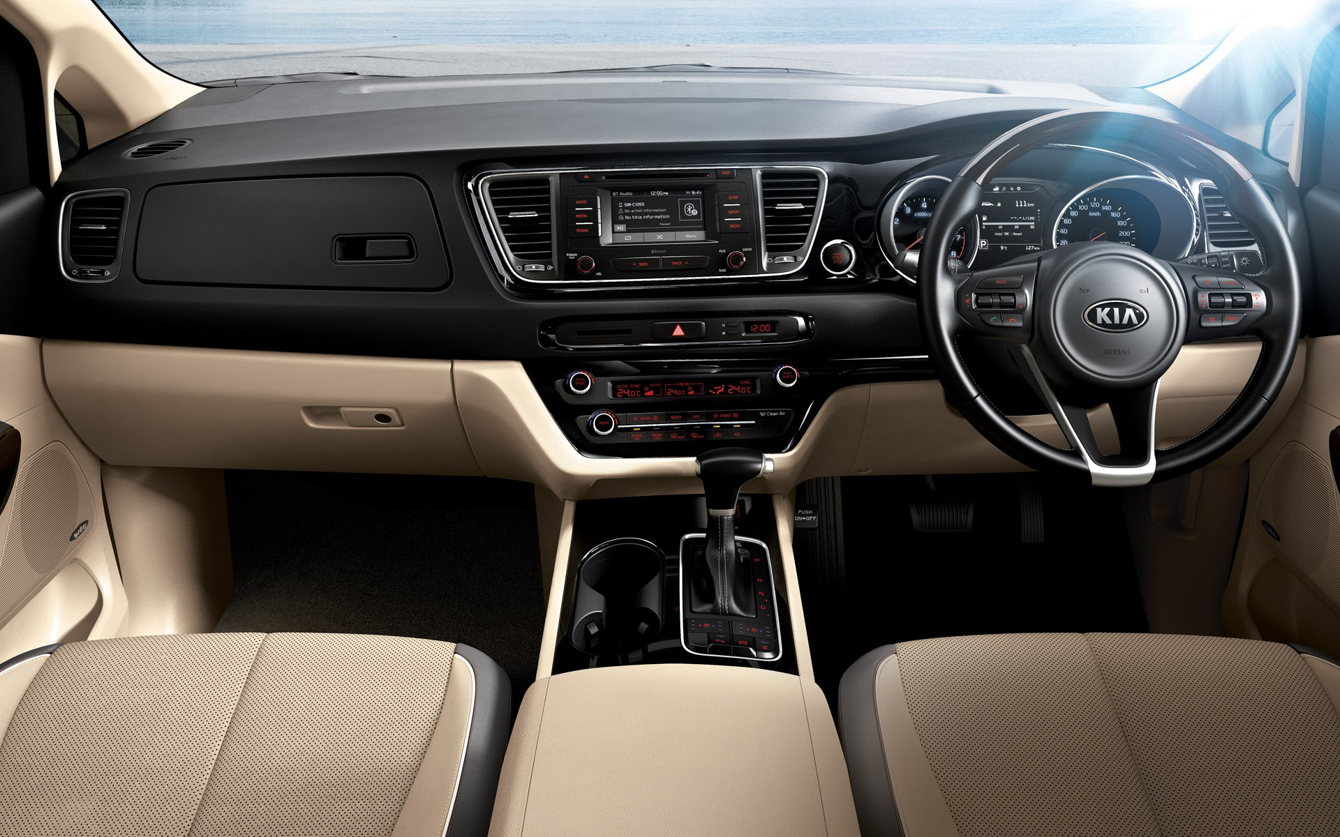 Kia Grand Carnival Launched in Pakistan 17
