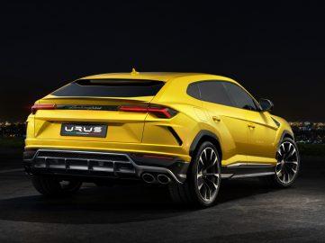 Official Photos: Huansu Auto's Lamborghini Urus Clone 5