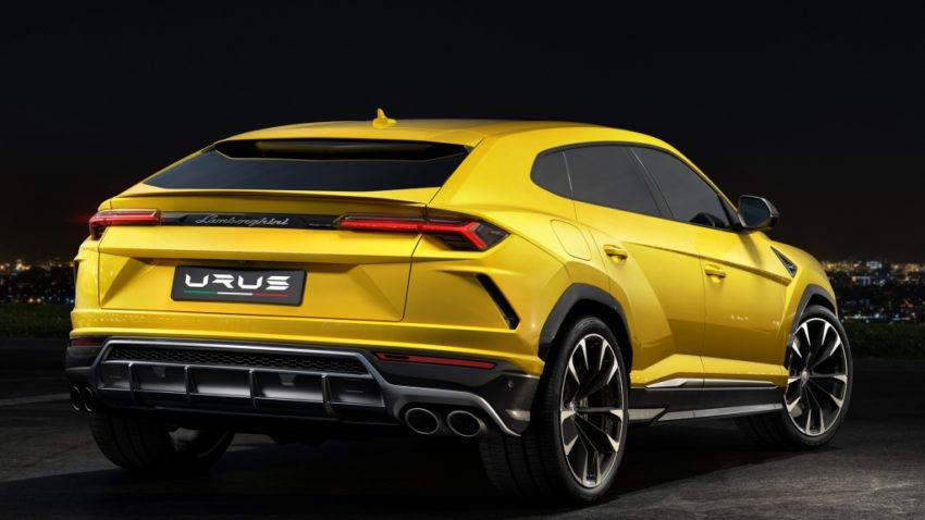 Official Photos: Huansu Auto's Lamborghini Urus Clone 7