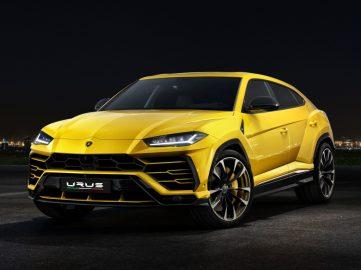 Official Photos: Huansu Auto's Lamborghini Urus Clone 4
